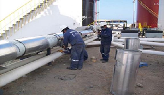lineas vapor planta ventas petroleo residual 2