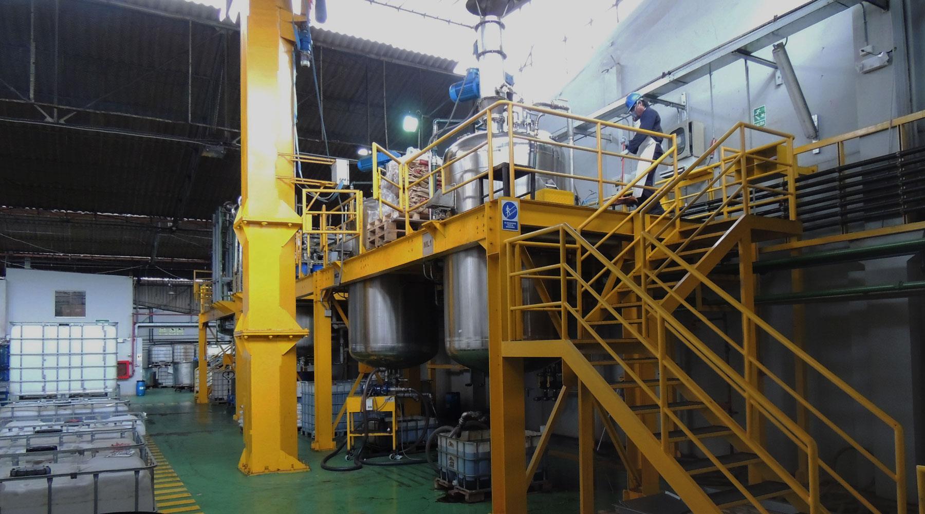 soluciones de ingenieria por manufacturas industriales